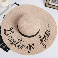 Modni klobuk Bonita-bež