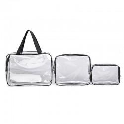 Makeup artist trio bag